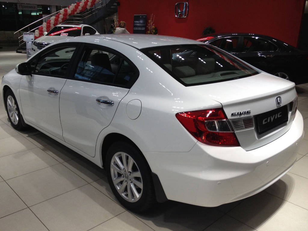 2012 honda civic for sale 1800cc gasoline ff