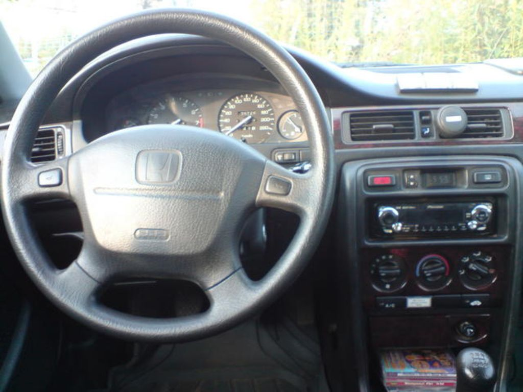 Photo #4   Enlarge Photo 1024x768 1998 Honda Civic Aerodeck Pictures Design Ideas