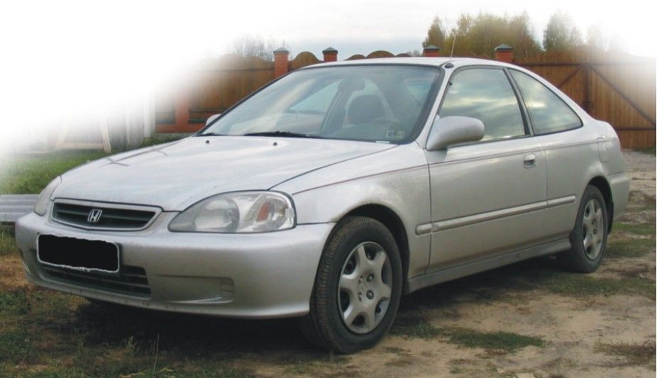 Used 2000 Honda Civic Of 2000 Honda Civic Coupe Pictures 1600cc Gasoline Ff