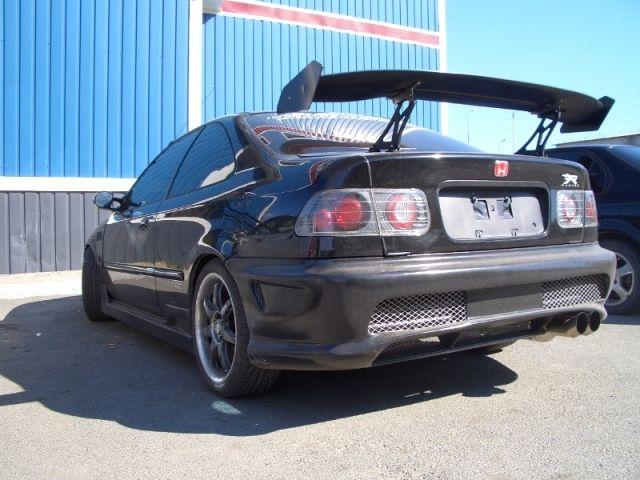 Superior 2000 Honda Civic Coupe