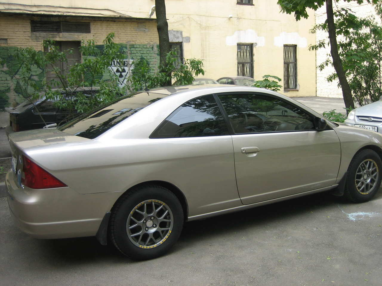 2002 Honda Civic Coupe For Sale