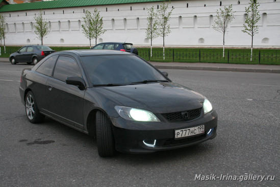 Exceptional Photo #1   Enlarge Photo 549x366 2003 Honda Civic Coupe Photos