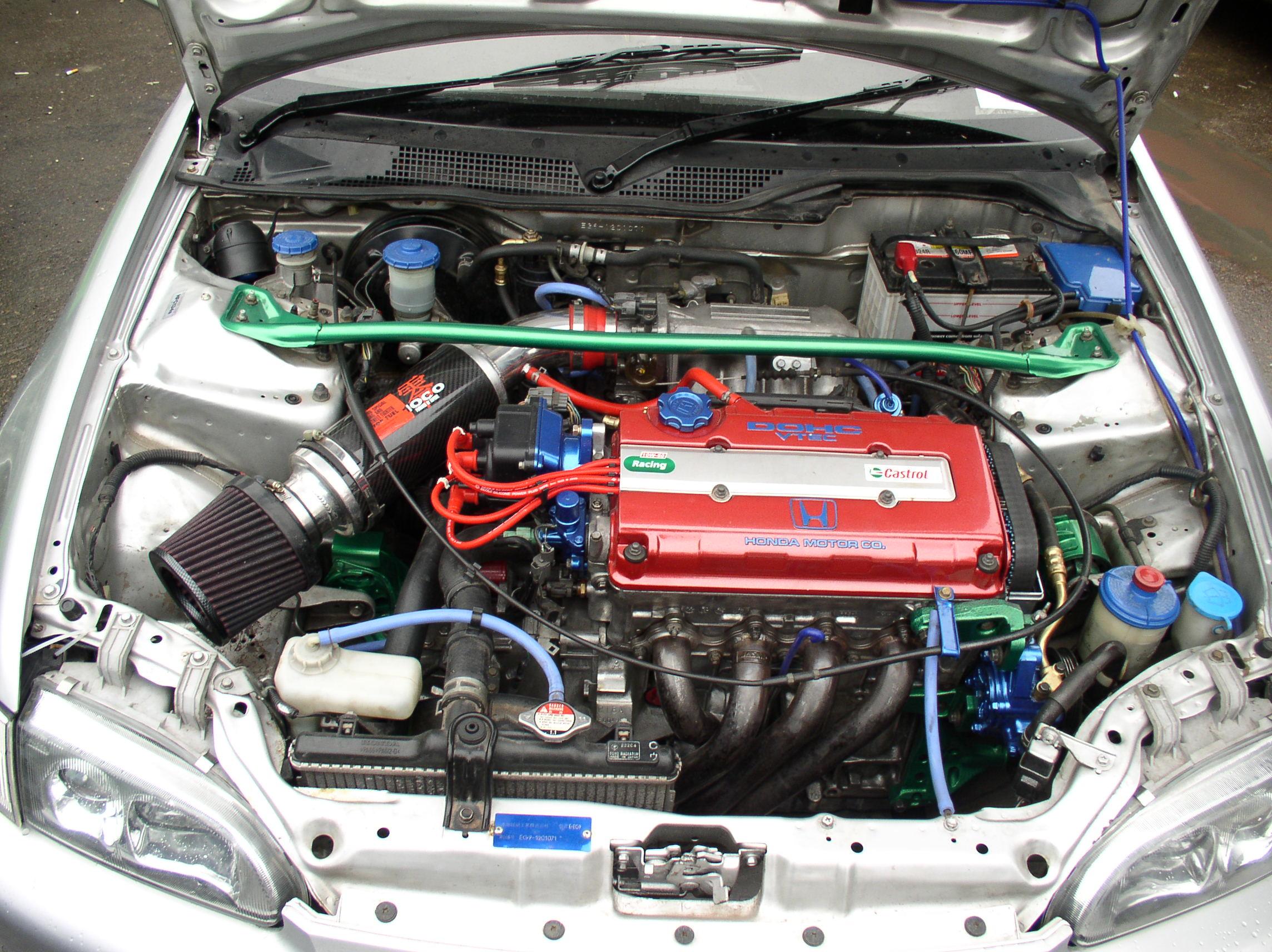 1994 Honda Civic Ferio Pictures