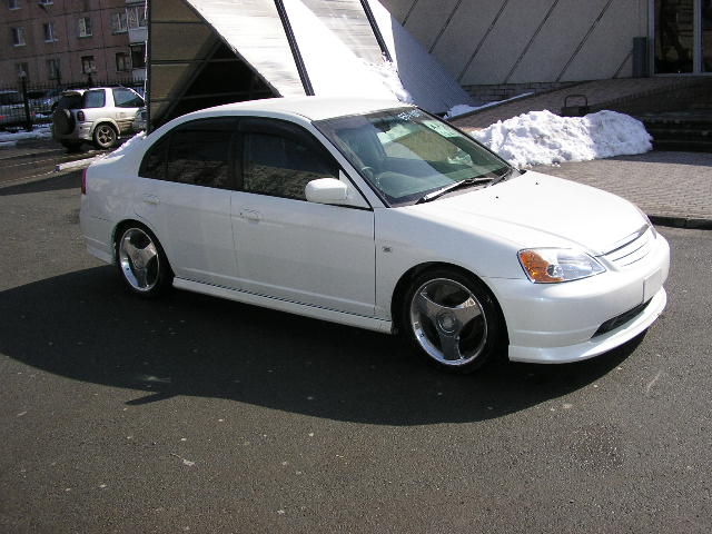 Used 2000 honda civic ferio photos for Used 2000 honda civic