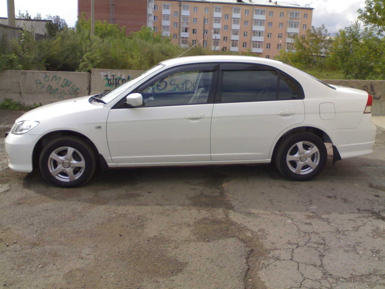 2004 honda civic ferio for sale 1500cc gasoline ff automatic for sale. Black Bedroom Furniture Sets. Home Design Ideas