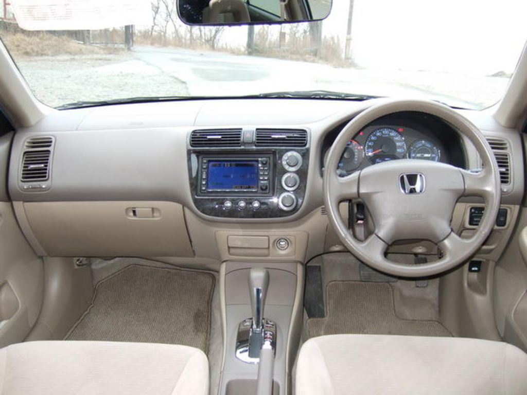 Used 2002 Honda Civic Hybrid Wallpapers