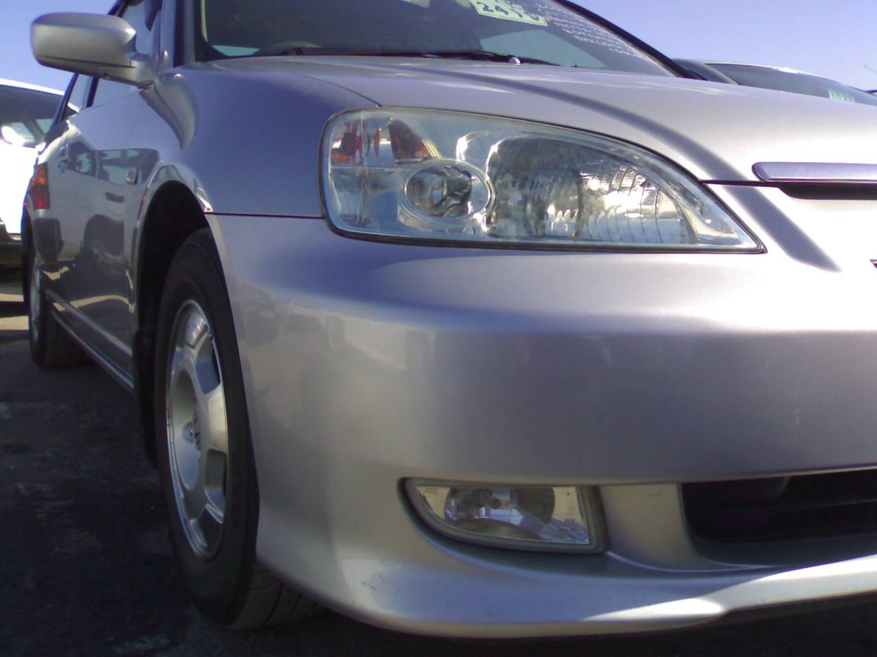 2002 Honda Civic Hybrid Wallpapers 1 3l Ff Automatic