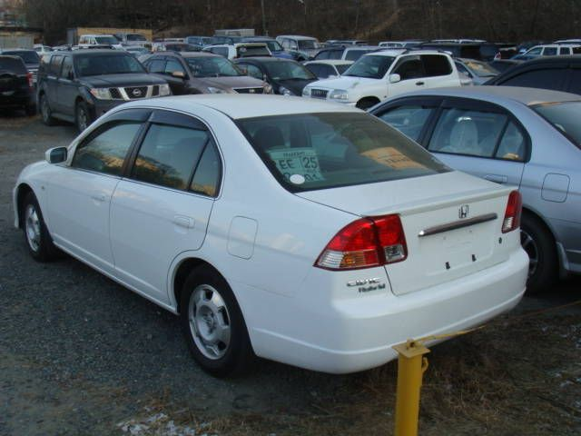 2003 honda civic hybrid pictures. Black Bedroom Furniture Sets. Home Design Ideas