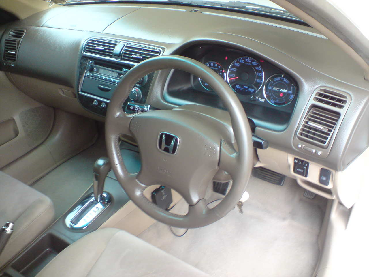 2003 Honda Civic Hybrid Photos 13 Ff Automatic For Sale Photo 3 Enlarge 1280x960