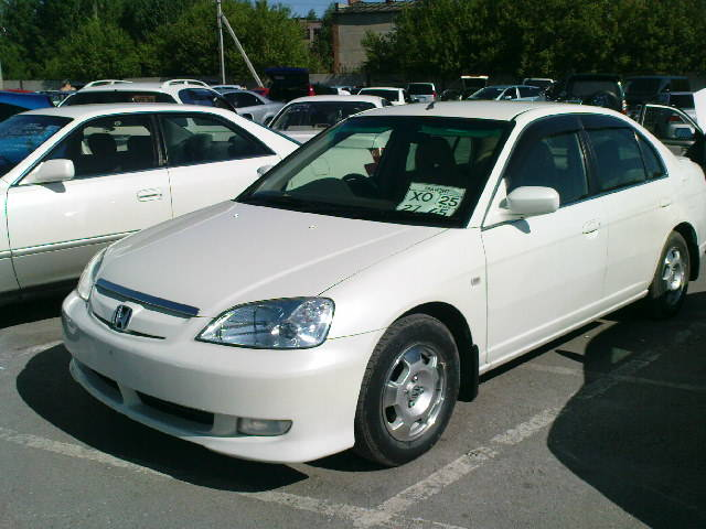 used 2003 honda civic hybrid photos 1300cc gasoline ff. Black Bedroom Furniture Sets. Home Design Ideas