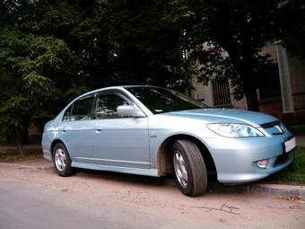 2004 Honda Civic Hybrid Photos, 1.3, FF, CVT For Sale