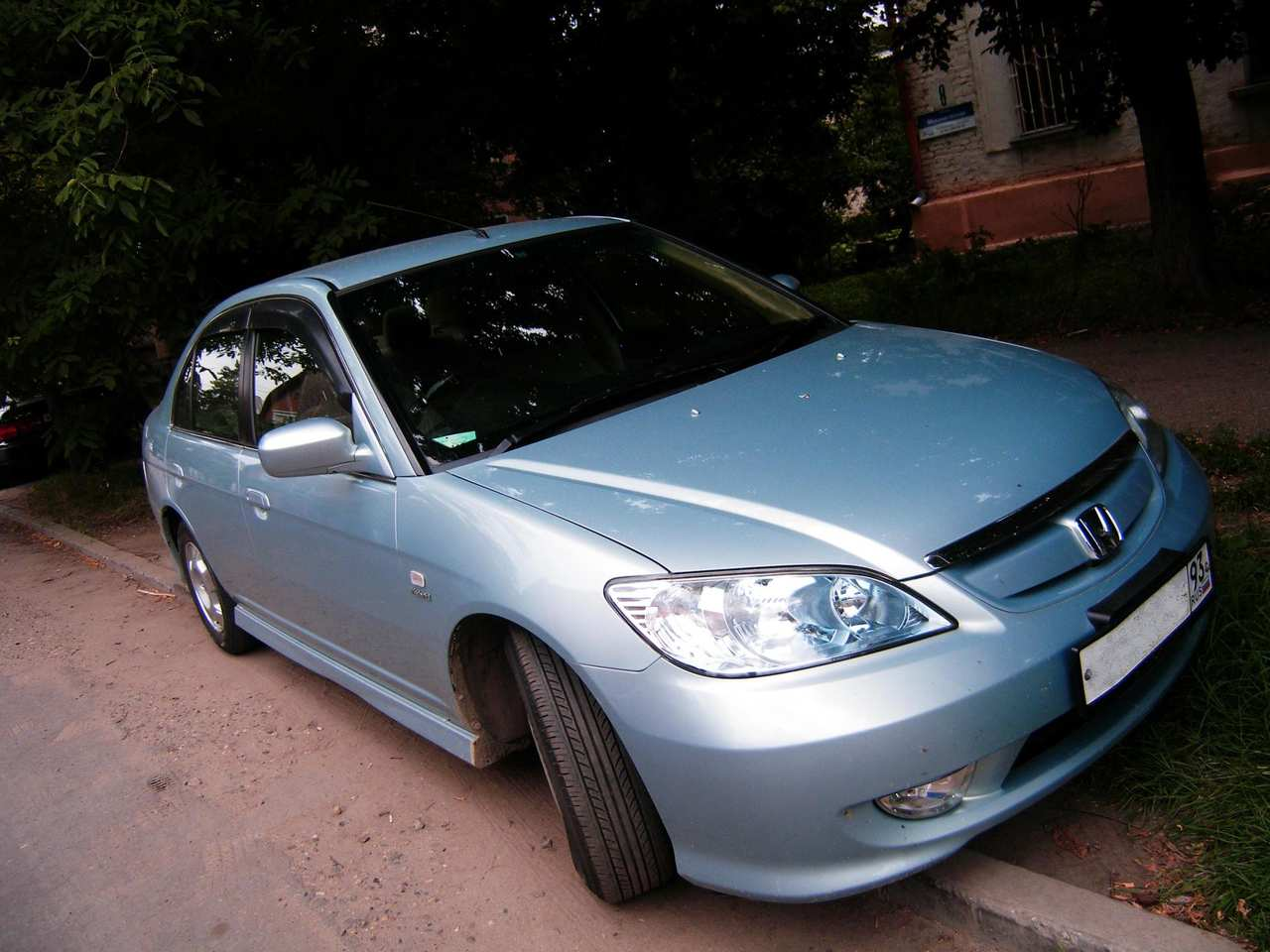Marvelous 2004 Honda Civic Hybrid Wallpapers