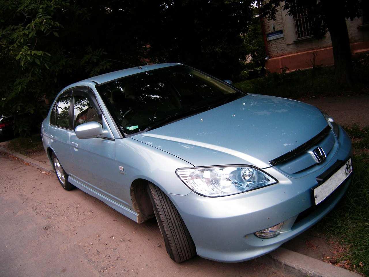 2004 Honda Civic Hybrid Wallpapers, 1.3l., FF, CVT For Sale