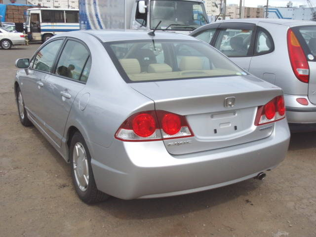 2005 Honda Civic Hybrid Photos, 1.3, FF, CVT For Sale