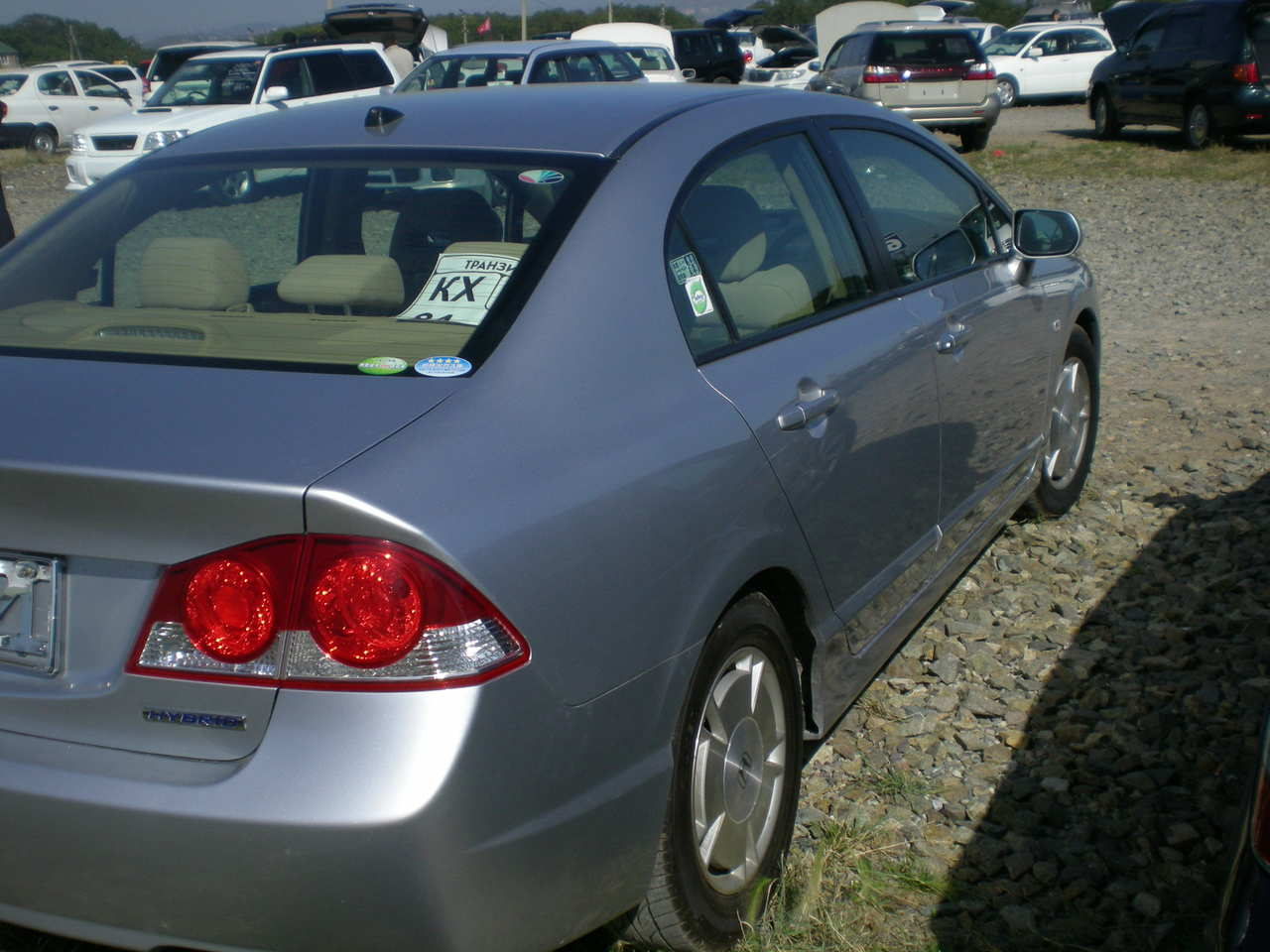 2005 Honda Civic Hybrid For Sale 1300cc Ff Automatic For Sale Rh Cars  Directory Net 2005