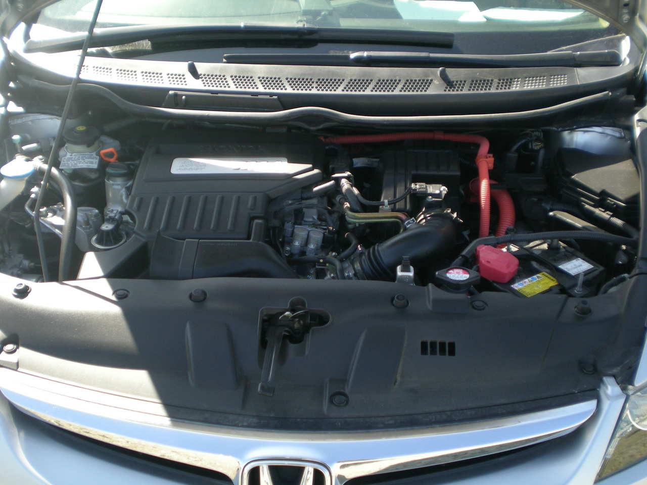 2005 Honda Civic Hybrid Pics, 1.3, FF, Automatic For Sale