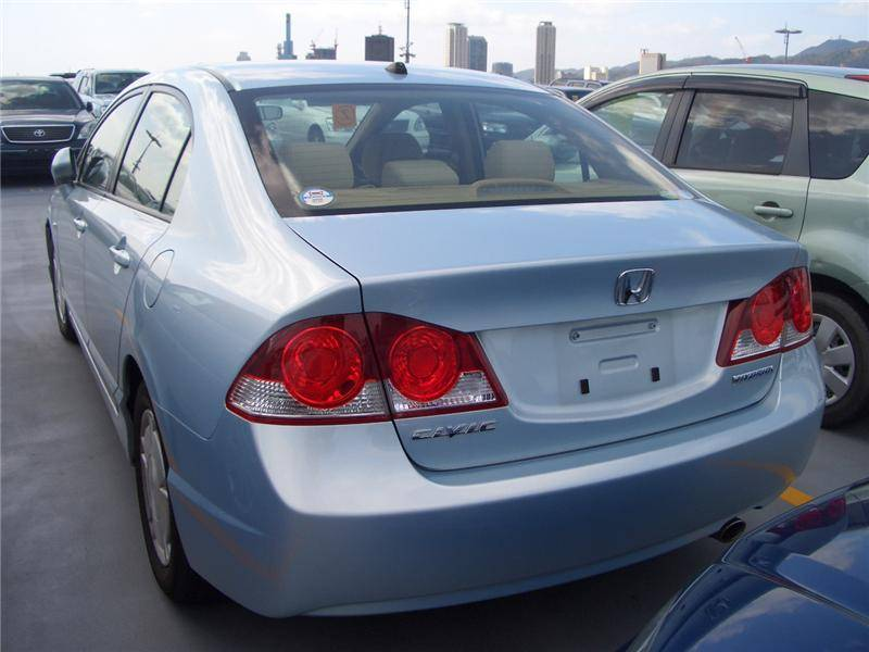 2006 honda civic hybrid pictures ff automatic for sale. Black Bedroom Furniture Sets. Home Design Ideas