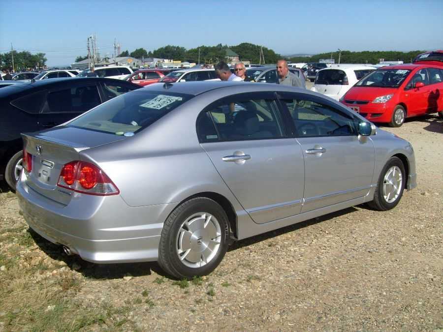 2003 Honda Civic Hybrid Battery Cost
