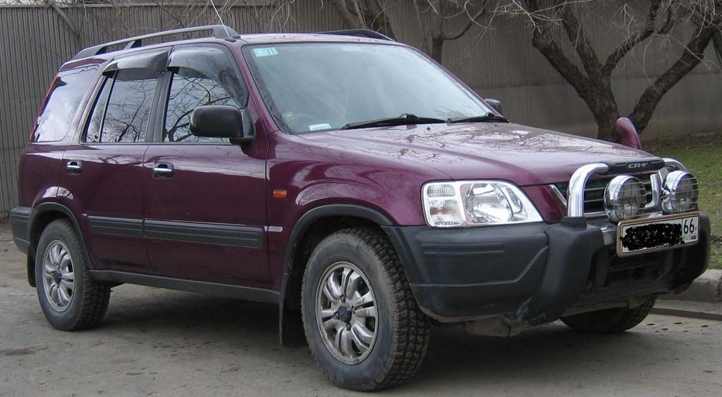 1995 Honda CR-V Pictures, Gasoline, Automatic For Sale