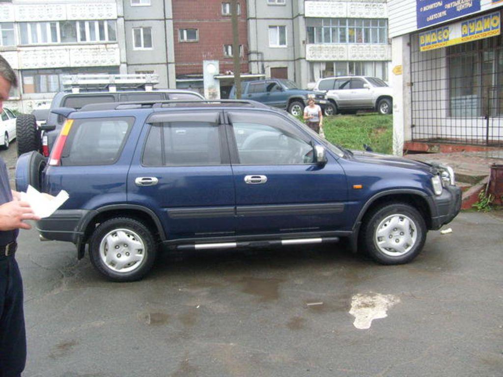1995 Honda Cr V Pictures 2000cc For Sale