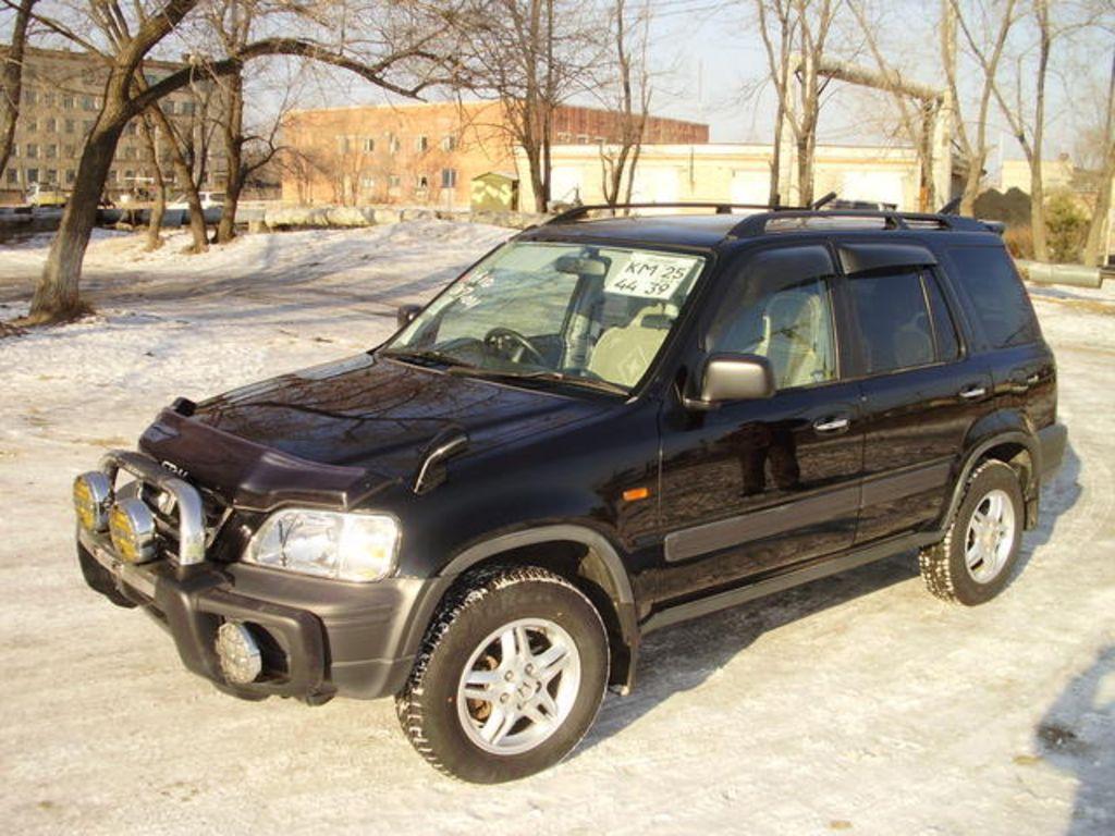 1998 Honda Cr V Pictures