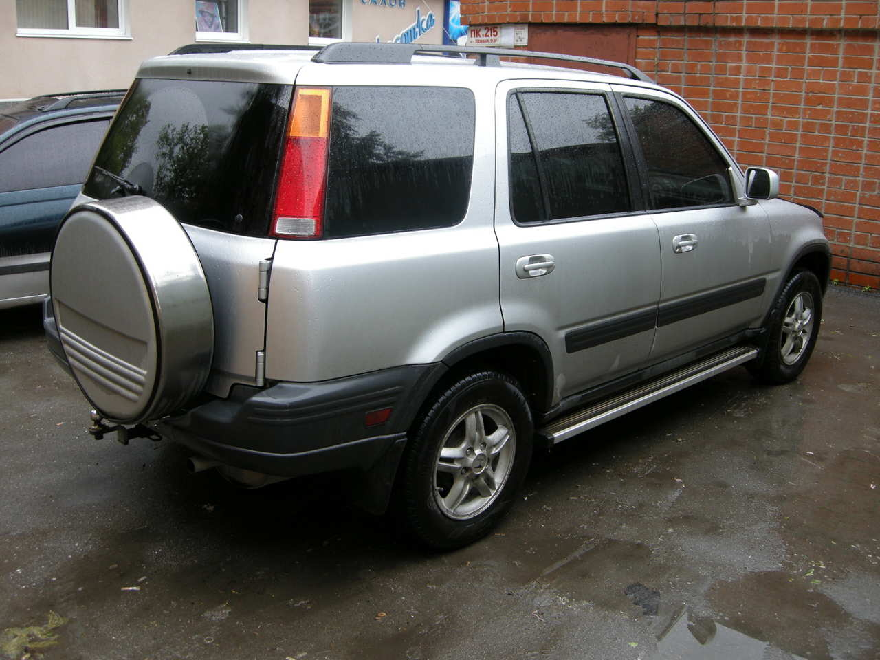 2000 Honda CR-V Pictures, 2.0l., Gasoline, Automatic For Sale