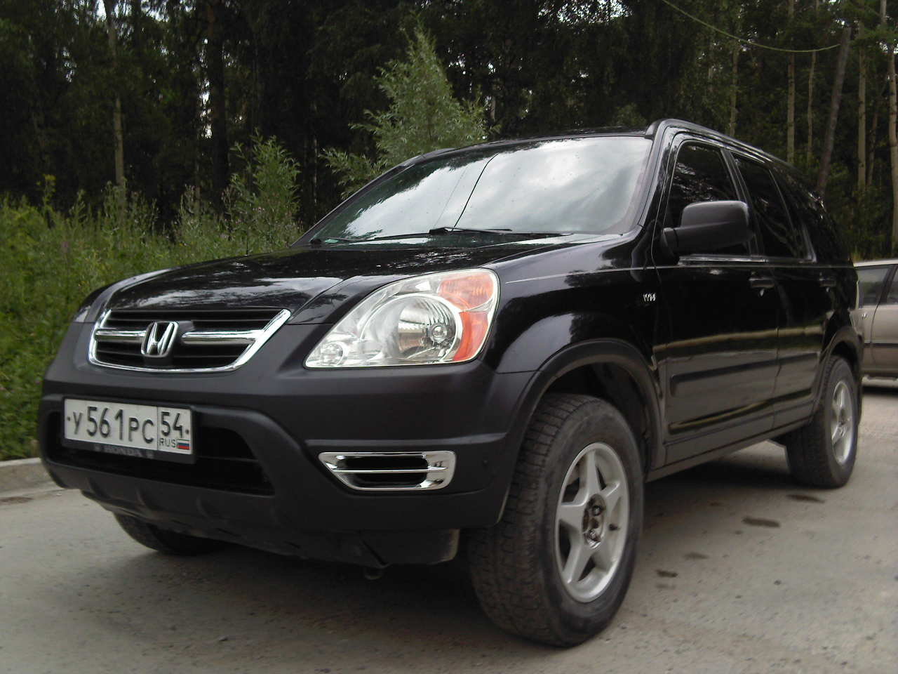 2004 honda cr v photos 2 4 gasoline automatic for sale. Black Bedroom Furniture Sets. Home Design Ideas