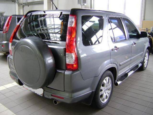 used 2006 honda cr v photos 2000cc automatic for sale. Black Bedroom Furniture Sets. Home Design Ideas