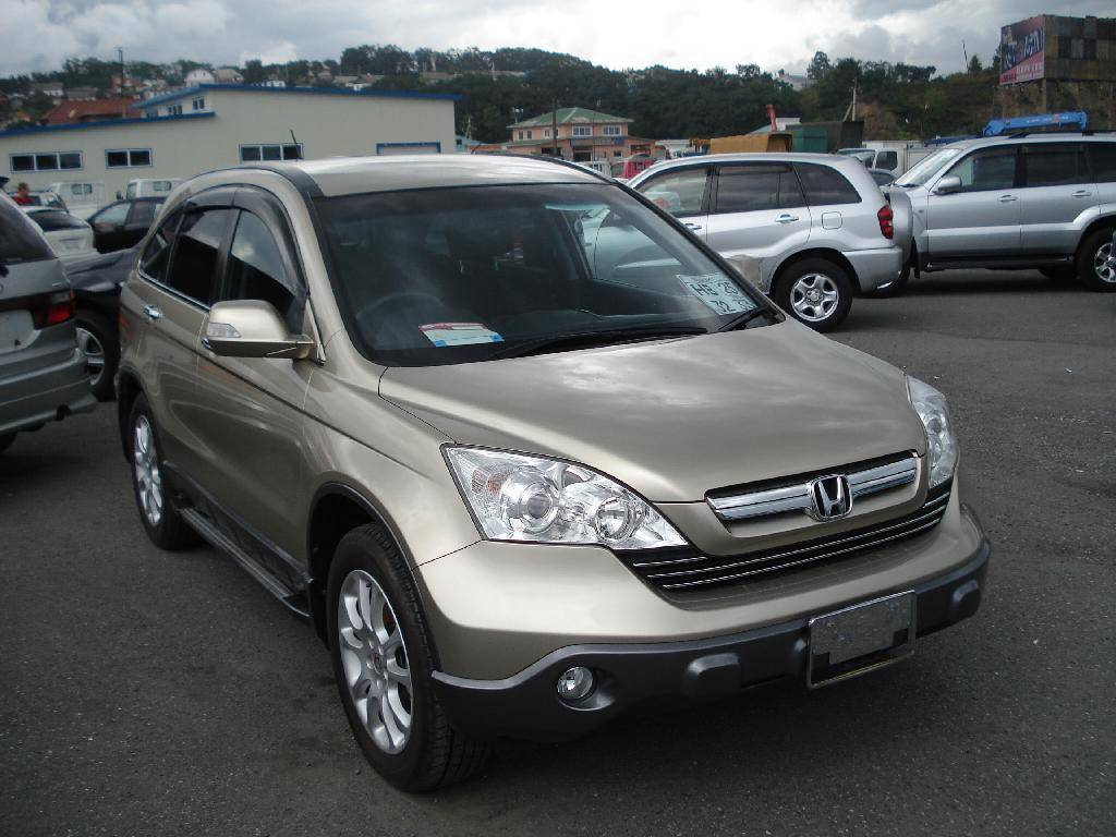used 2006 honda cr v photos 2400cc gasoline automatic for sale