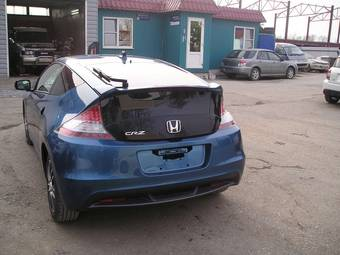 2011 Honda CR-Z Pictures