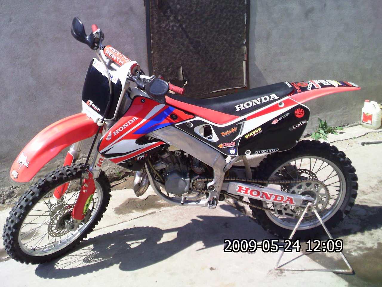 Used 2000 Honda Crm Photos 125cc For Sale