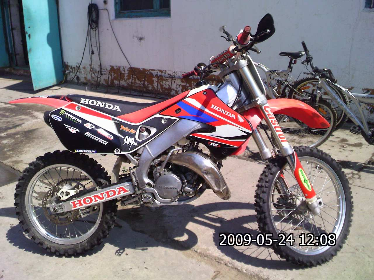 2000 Honda Crm Pictures For Sale
