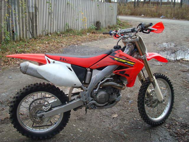 Used 2003 Honda Crm Photos 450cc For Sale