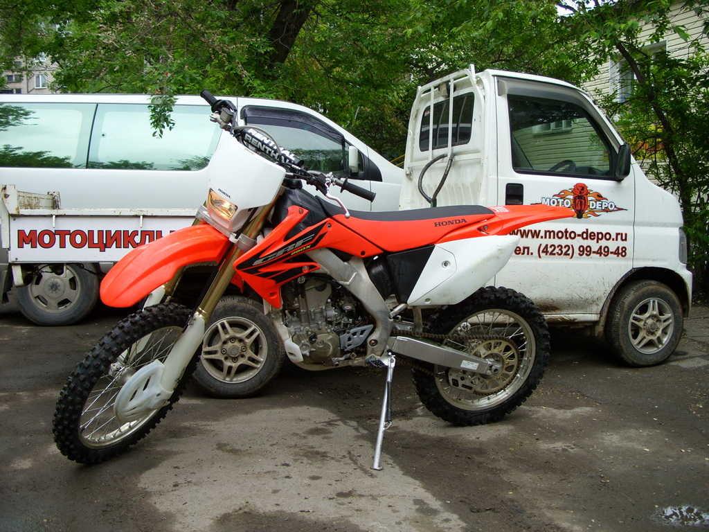Used 2005 Honda Crm Photos 250cc For Sale