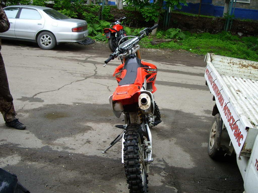 2005 Honda Crm Photos 0 3 For Sale
