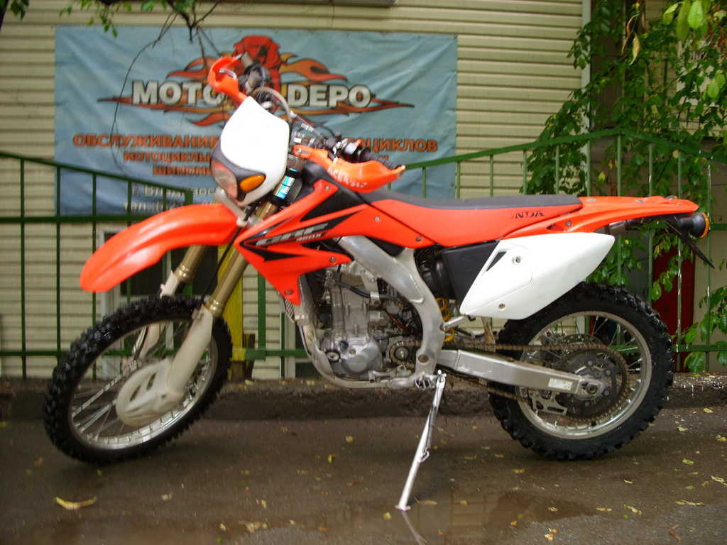 2006 Honda Crm For Sale 450cc For Sale