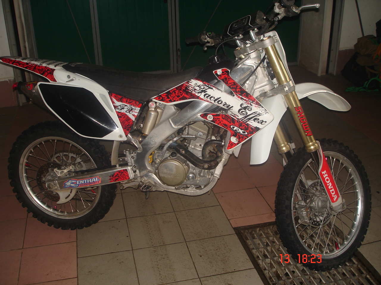 Car Research Xrm >> Used 2007 Honda CRM Photos, 250cc. For Sale