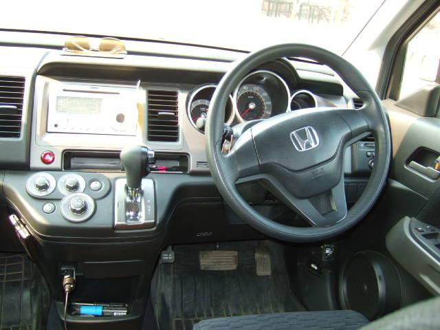 2007 Honda Crossroad Pictures 1 8l Gasoline Ff