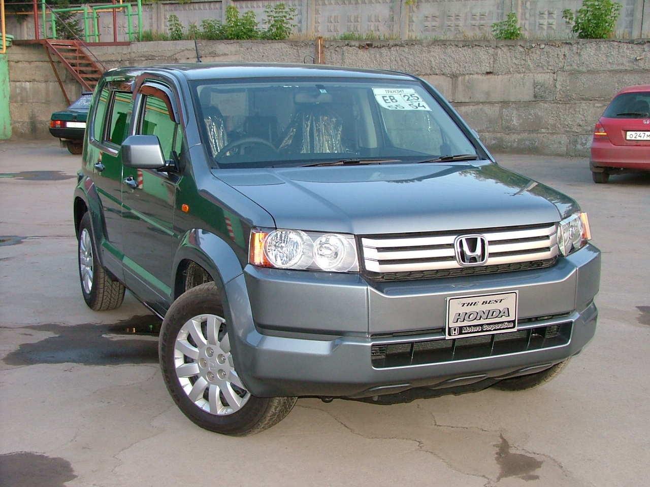 2007 Honda Crossroad Pics 1 8 Gasoline Ff Automatic