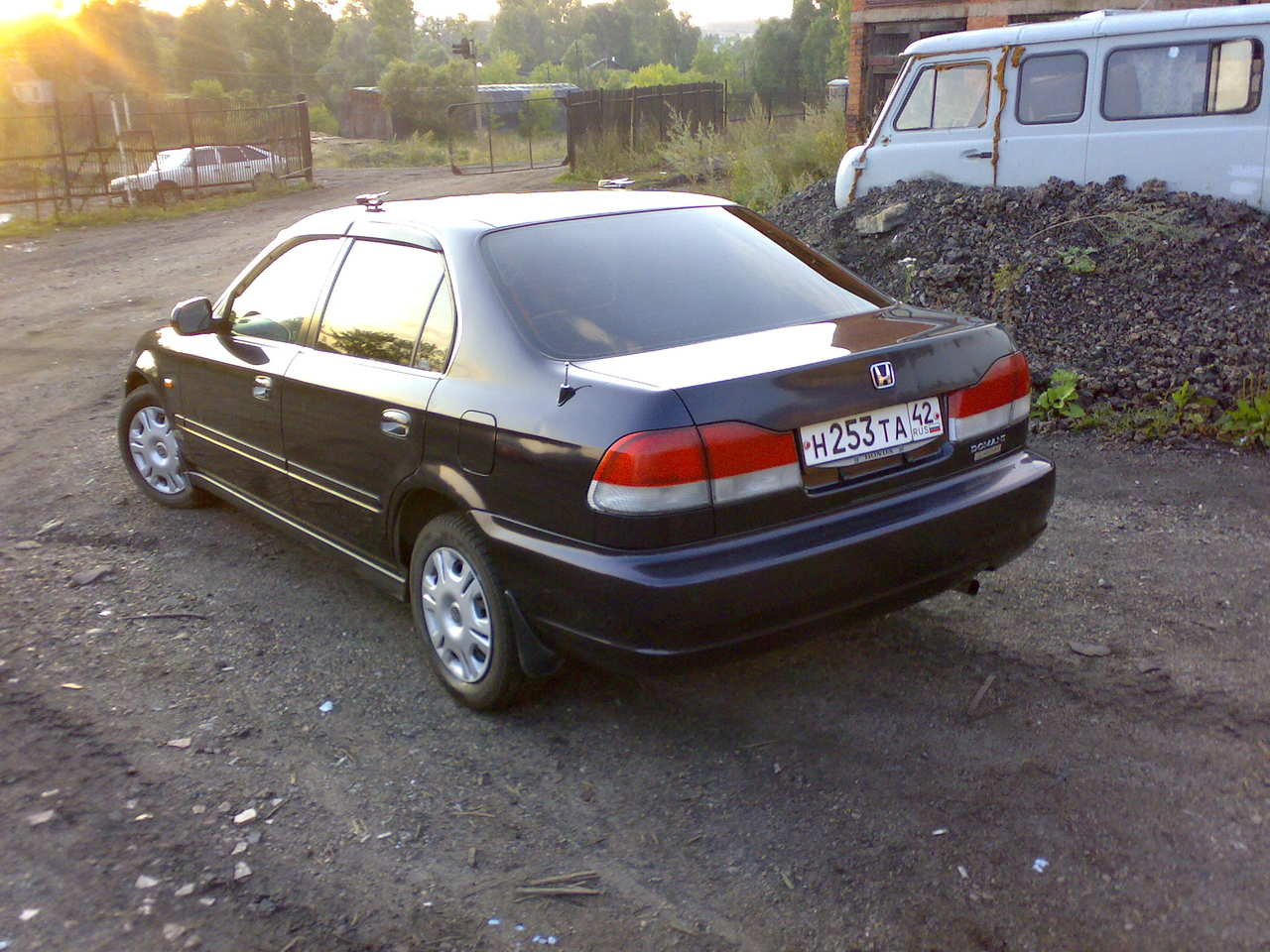 c17e8e9691f9 1999 Honda Domani Photos, 1.6, Gasoline, FF, CVT For Sale