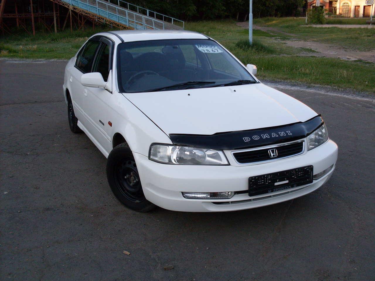 261feea291f1 Used 1999 Honda Domani Photos, 1600cc., Gasoline, FF, Automatic For Sale