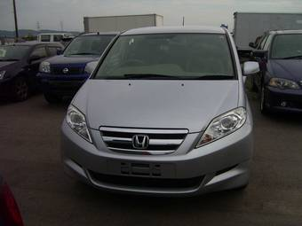 2004 Honda EDIX Photos