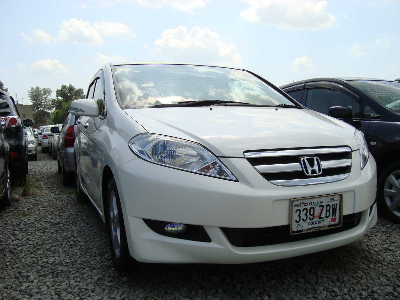 2004 honda edix 17x related infomation specifications for Honda in network