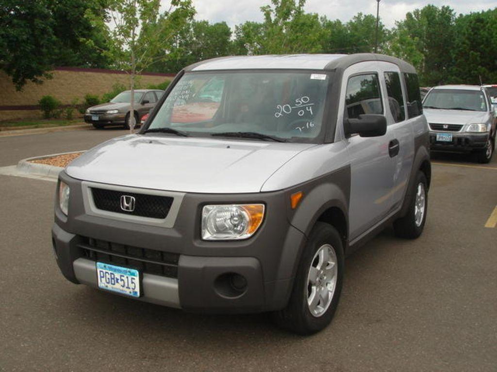 2004 Honda Element Photos