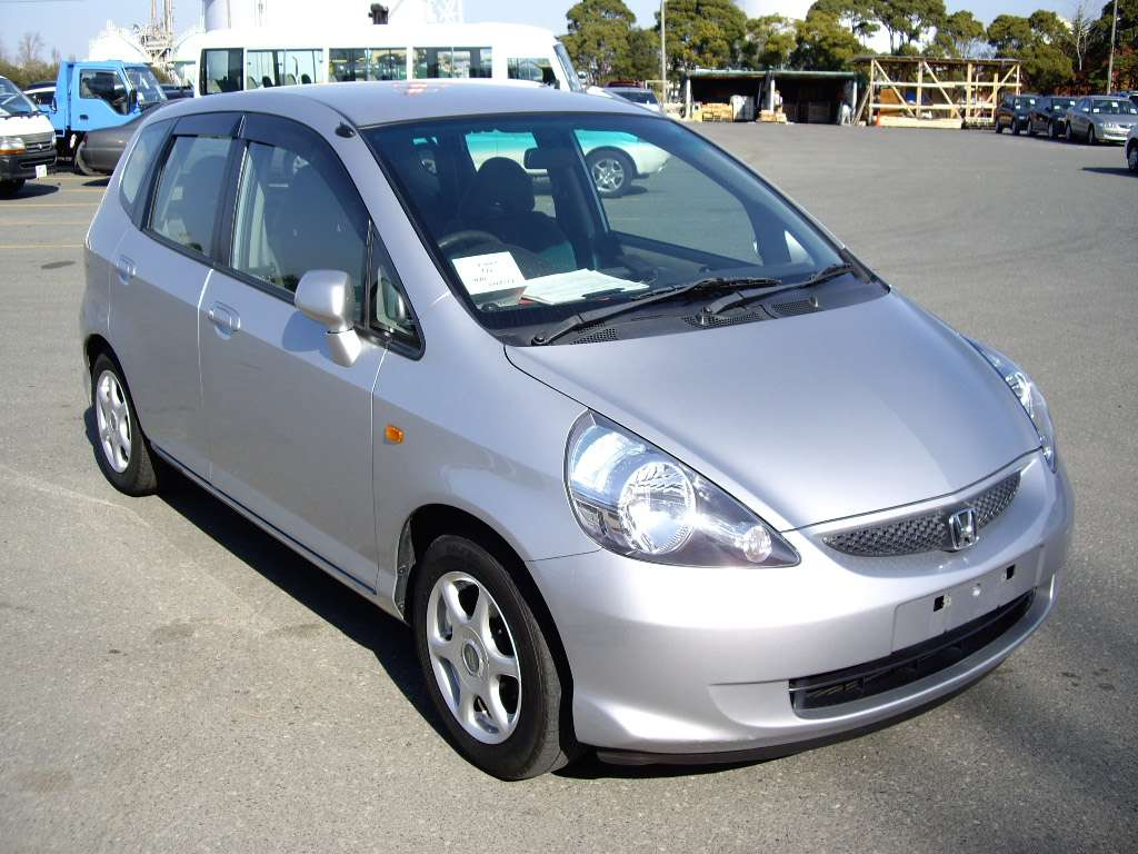 used 2004 honda fit photos 1340cc gasoline ff cvt for
