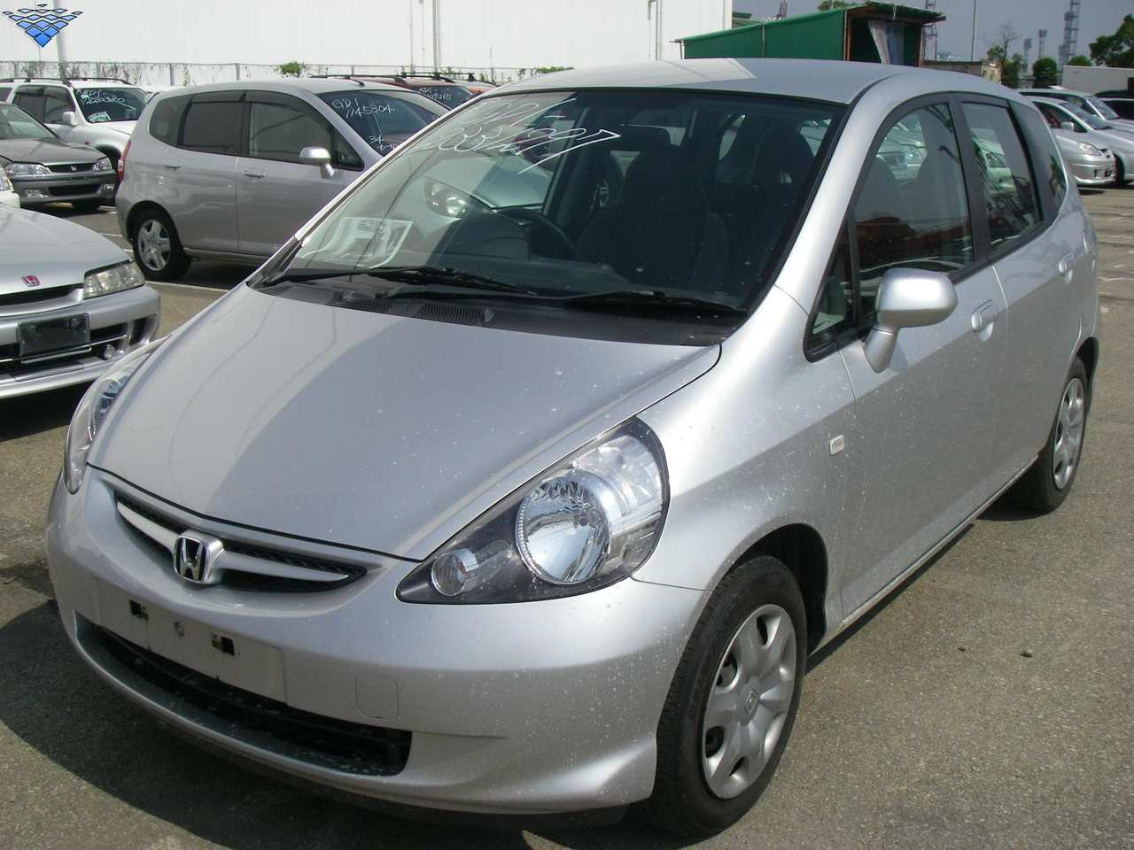 used 2006 honda fit photos 1300cc gasoline ff cvt for sale. Black Bedroom Furniture Sets. Home Design Ideas