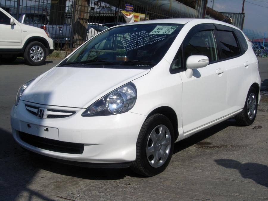 used 2006 honda fit photos 1300cc gasoline ff automatic for sale. Black Bedroom Furniture Sets. Home Design Ideas