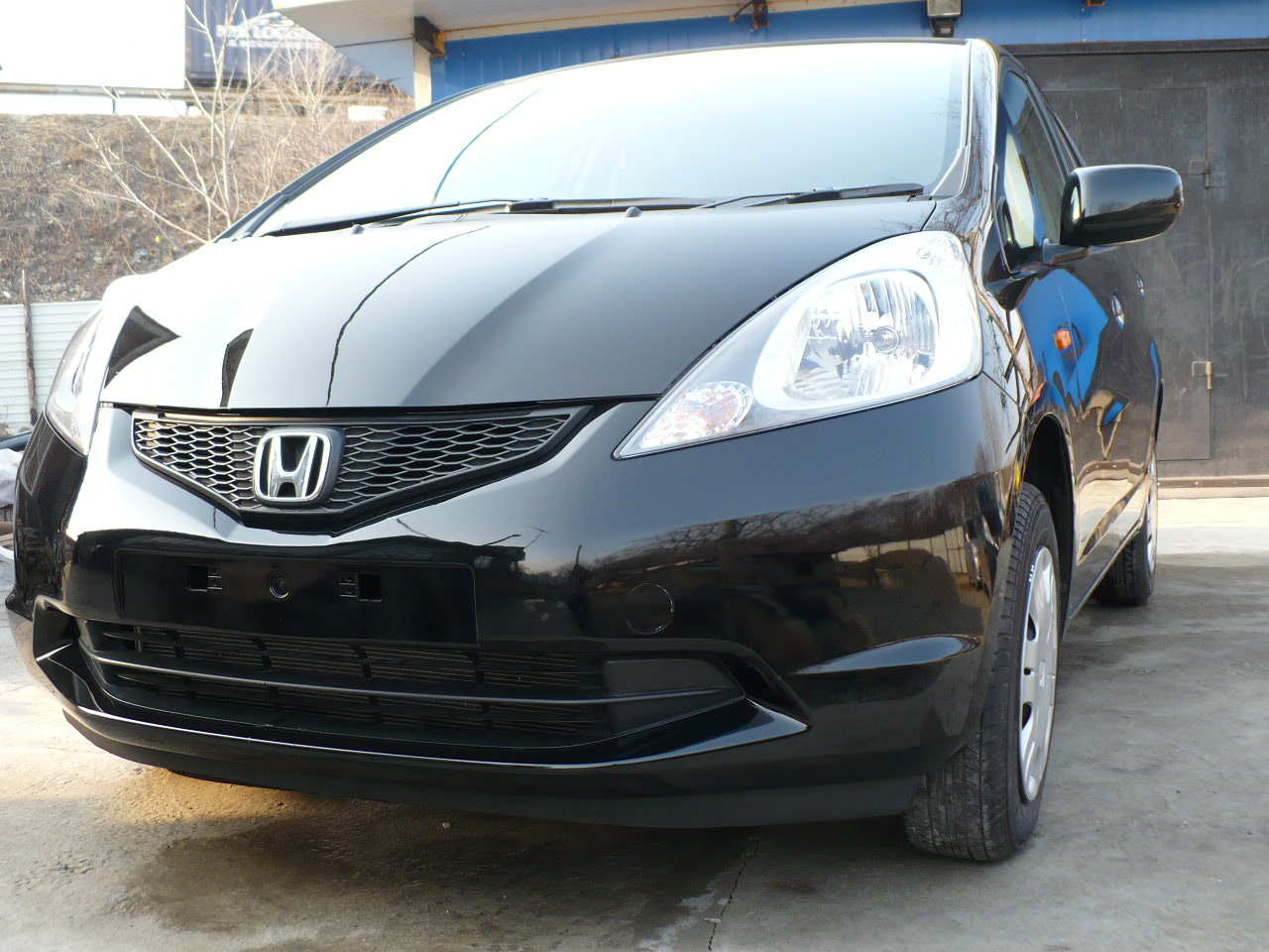 used 2009 honda fit photos 1331cc gasoline ff automatic for sale. Black Bedroom Furniture Sets. Home Design Ideas