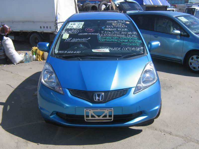 used 2009 honda fit photos 1400cc gasoline ff automatic for sale. Black Bedroom Furniture Sets. Home Design Ideas