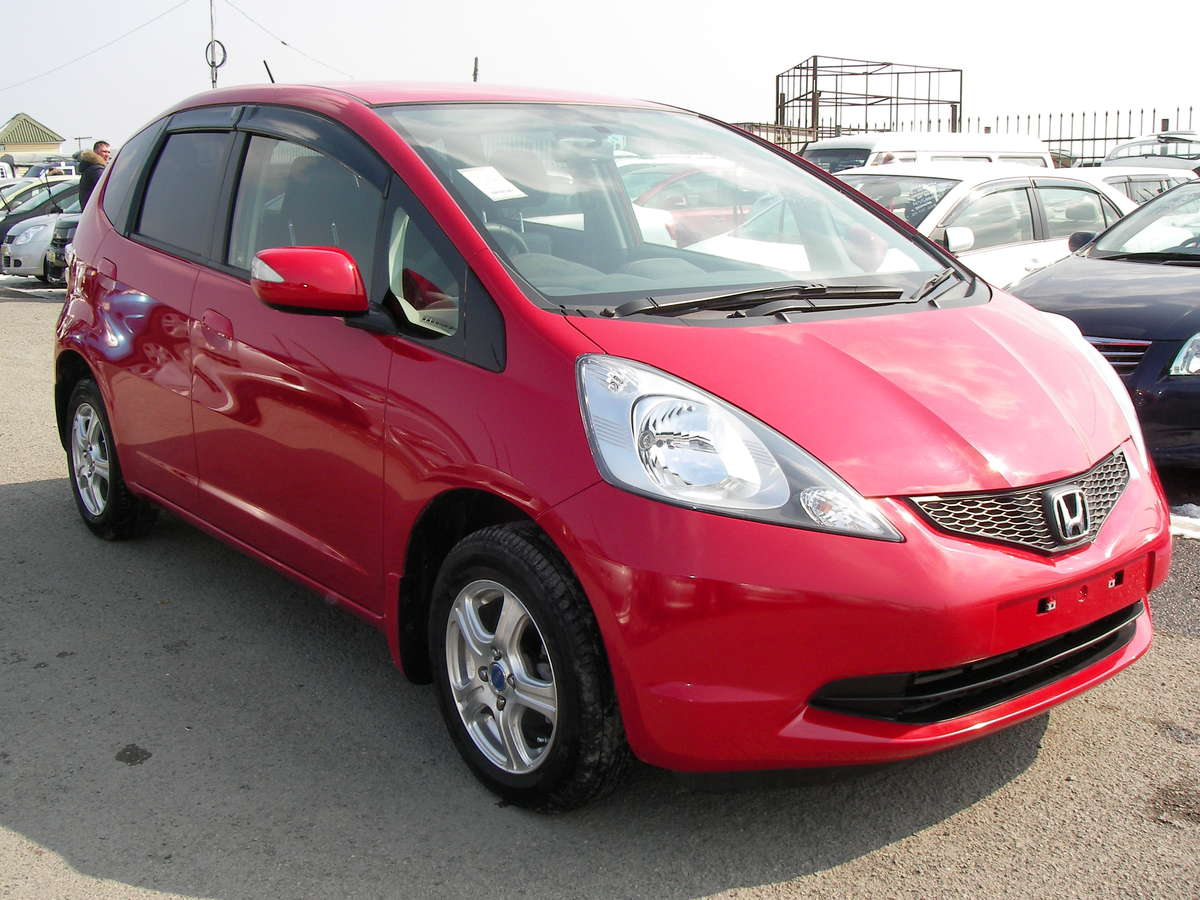 used 2010 honda fit photos 1300cc gasoline ff automatic for sale